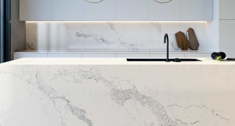 Modern kitchen Counter Space and Surface