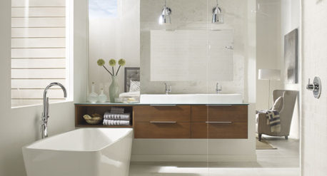 Freestanding Tubs are Gaining an Edge