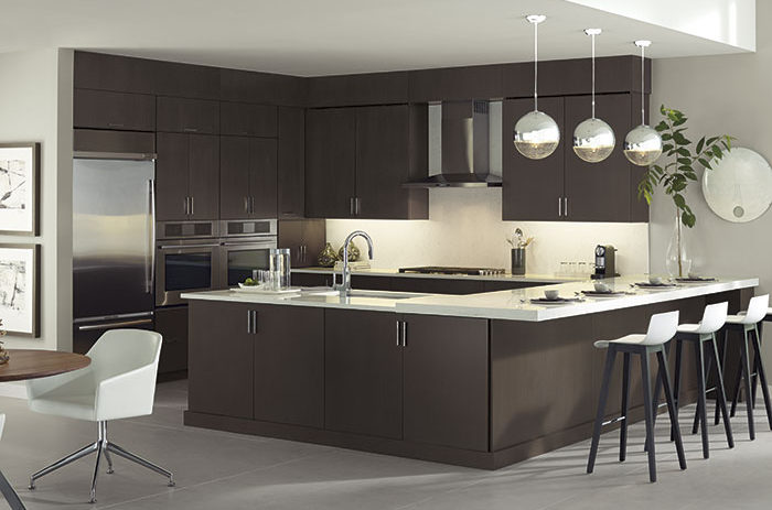 Image Modern Kitchen. In Modern Kitchen Always Is About Sharing A Tendency  Toward The Horizontal