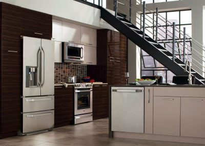 modern-contemporary-12 modern-contemporary kitchen Design