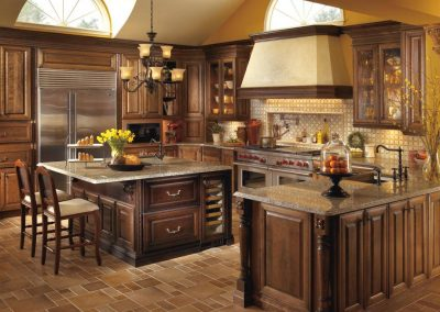 Traditional Kitchen Design -10