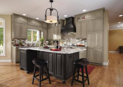 Traditional Kitchen Design -11
