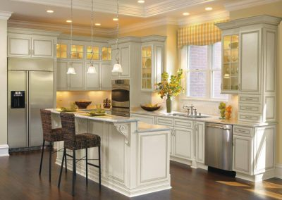 Traditional Kitchen Design -12