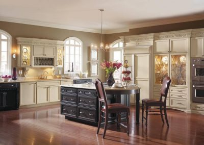 Traditional Kitchen Design -13