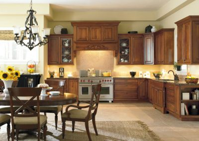 Traditional Kitchen Design -4