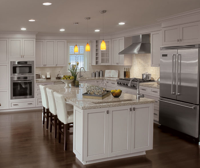 Delicieux Transitional Kitchen Designs