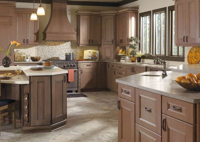 Transitional kitchen Design -13