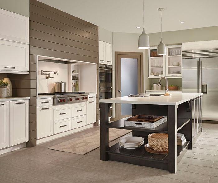 Transitional Modern Kitchen Open Plan: Transitional Kitchen Renovation Designs