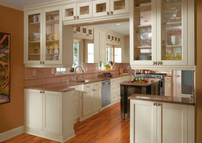 Transitional kitchen Design -20
