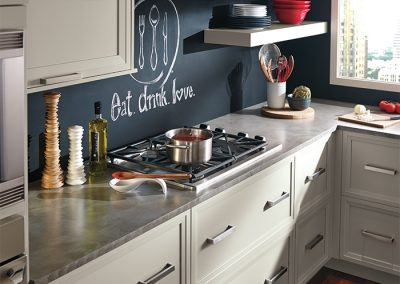 Transitional kitchen Design -23