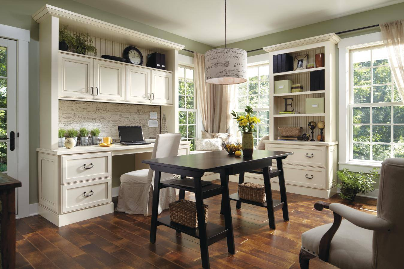 Living Dining Room Cabinets: Living Room - Dining Area