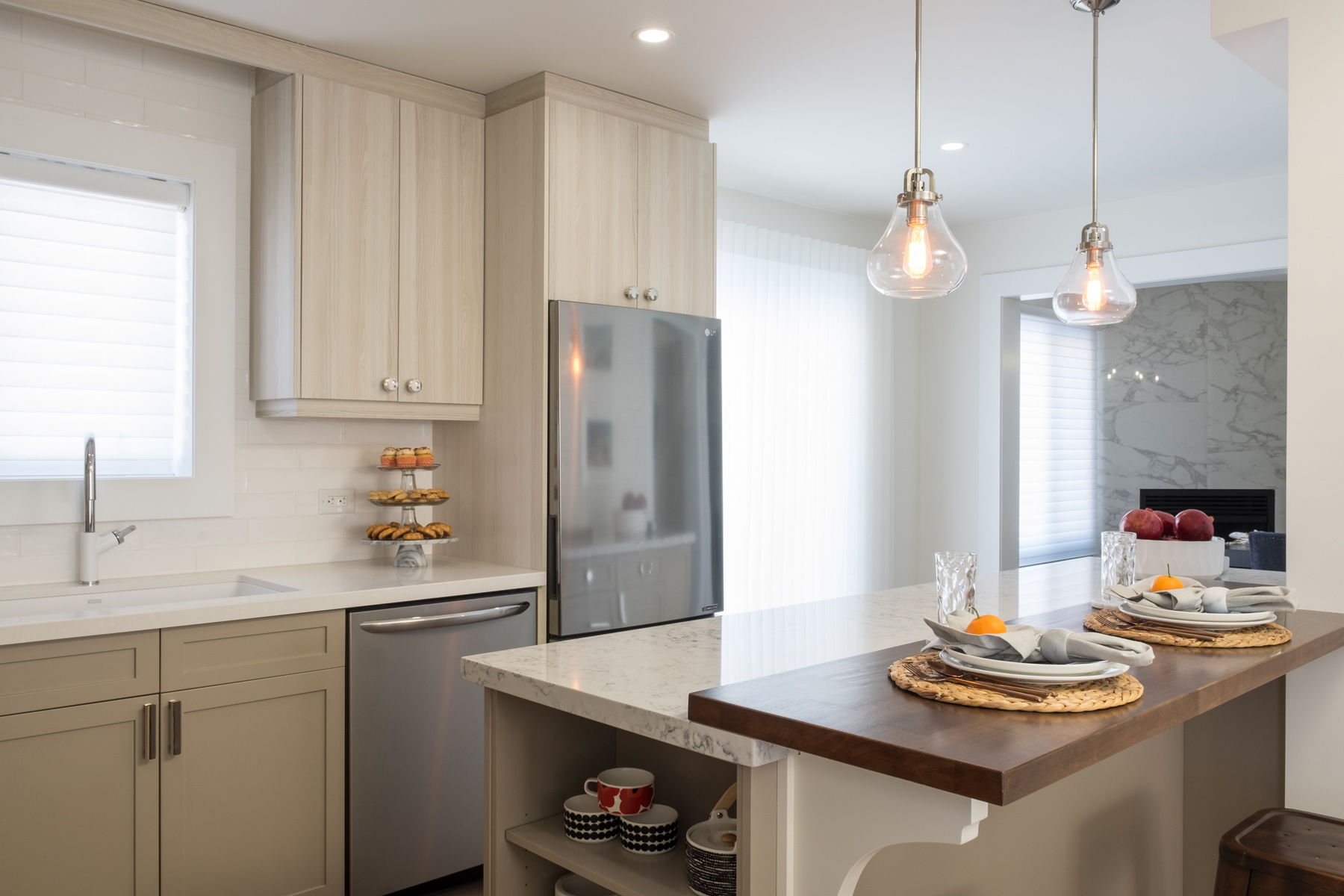 Property Brothers in Toronto | Modernized Kitchen with Tango Kitchens