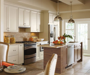 painted_maple_cabinets_in_casual_kitchen