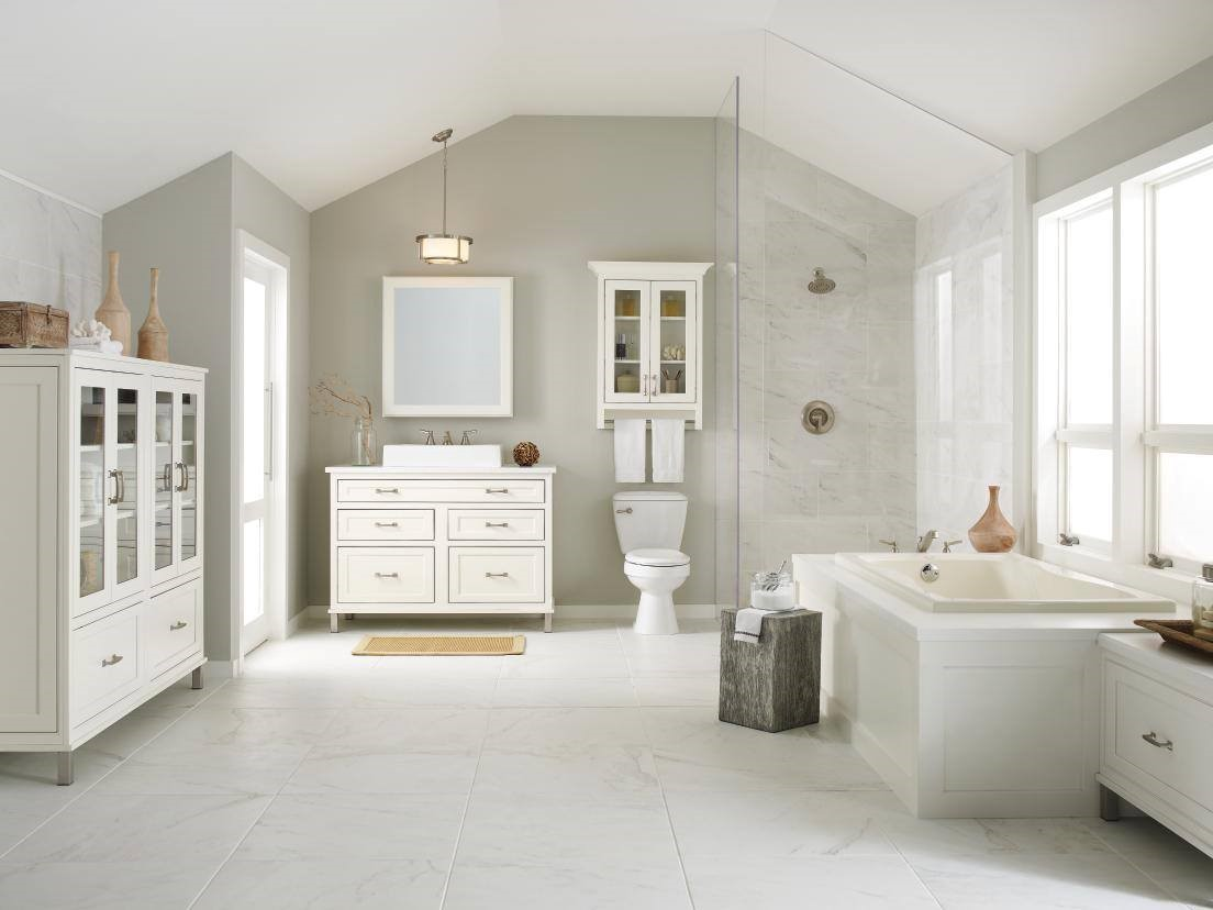 Top 10 Bath Trends for 2017 based on National Kitchen and Bath ...