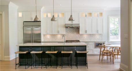 Kitchen Remodeling vs. Kitchen Renovation