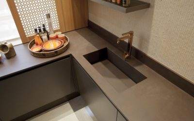 Using Concrete Countertops to Add a Modern Feel to your Kitchen