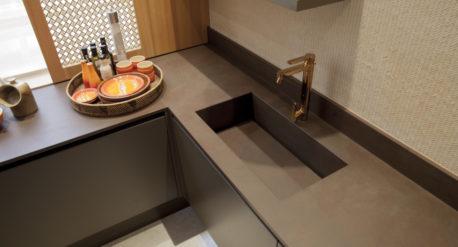 Concrete countertop - kadum