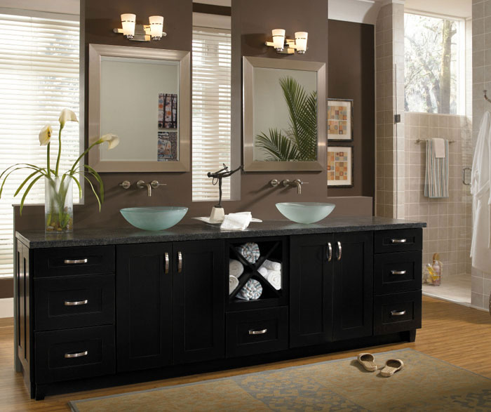 contemporary_black_bathroom_cabinets