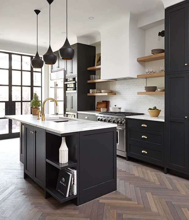 Dark-cabinet-colors-like-black-dark-gray-and-green
