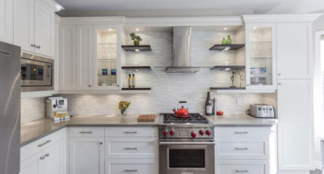 2018 trends - Wall Mounted Shelves