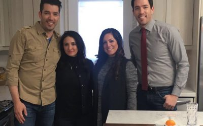 Property Brothers Features the Best Custom Kitchens in Toronto