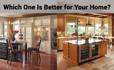 Traditional vs. Transitional Kitchen Renovation – Which One Is Better for Your Home?