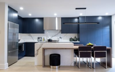 Modern Canadian Living: European Style Luxury Kitchens