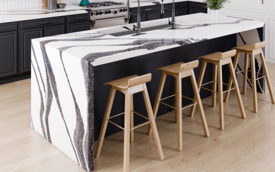 What are the Newest Trends in Kitchen Cabinets and Countertops?