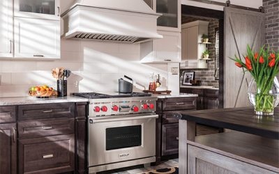 New Kitchen Renovation Trend Alert: The Top 4 Appliance and Fixtures Finishes