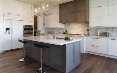 Installing Countertops or Cabinets: Which Comes First?